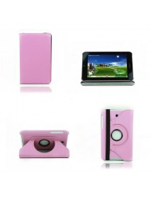 360 Degree Rotating PU Stand Leather Case For Ausu ME173x Tablet