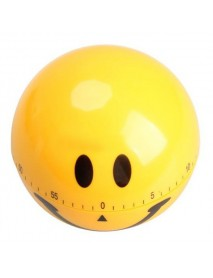 Smiley Kitchen Timer Mechanical Kitchen Timers Cooking Timer Alarm