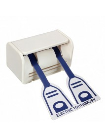 Bathroom Dustproof Wall Mounted Electric Toothbrush Holder
