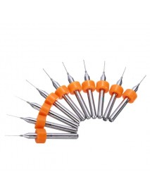 0.2mm 0.3mm 0.4mm 0.5mm Nozzle Cleaning Drill Bit Kit For 3D Printer