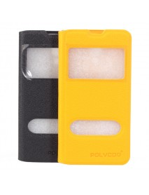 Fashion View Windows Flip Leather Cover For Xiaomi 2A