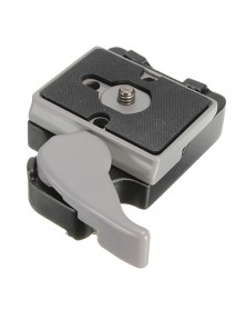 323 Quick Release Clamp Adapter 200PL-14 QR For Manfrotto Tripod