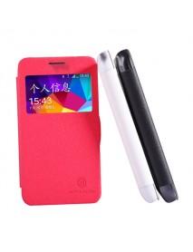 NILLKIN Fresh Series Leather Case For Samsung Galaxy Core Lite 4G