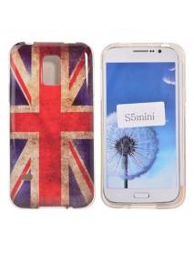 United Kingdom TPU Protective Case for Samsung Galaxy S5 Mini