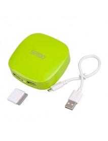 10000mAh Dual USB Portable Cute Design Power Bank For Smartphone