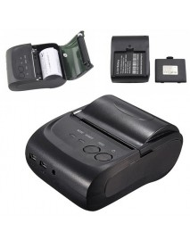 Free SDK Portable Wireless Bluetooth Android Thermal Printer 58mm Mini Receipt Thermal Printer