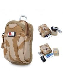 BUBM Outside Sport Running Recreational Package Bag For Mobile Phone