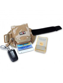 BUBM Outdoor Sport Running Water-proof Large Capacity Arm Bag Collection Pouch for Mobile Phone