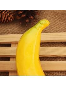 Artificial Banana Plastic Imitated Fruit Home Store Decorative Simulation Decorative Props