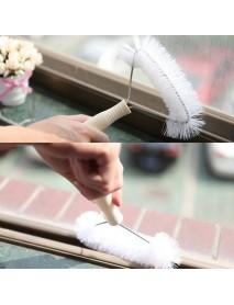 Screens Window Cleaning Brush Anti-mosquito Net Brush Window Cleaner