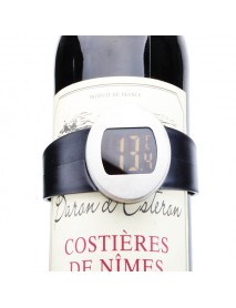 TL8002A LCD Clip-on Red Wine Digital Thermometer Red Wine Electronic Temperature Indicator