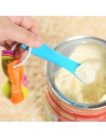 5Pcs Colorful Measuring Spoons Set Kitchen Tool Utensils Cream Cooking Baking Tool