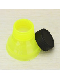 6Pcs Creative Soda Savers Toppers Reusable Bottle Caps Can Convert