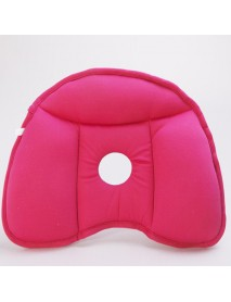 Cotton Slow Rebound Massage Cushion Breathable Sofa Office Round Beautify Hip Cushion