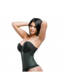 Sweet Look Women's Latex Sport Girdle Waist Training Corset Waist Body Shaper - Style RM08 - Size:2X-Large