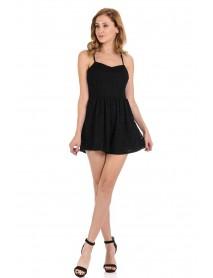 Sweet Look Women's Romper - Style Z0910 - Size:Large