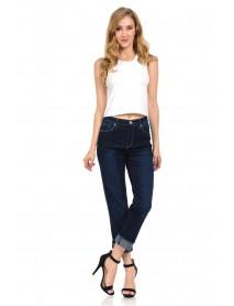 Studio Omega Women's Jeans - Push Up - Style 925 - Size:10