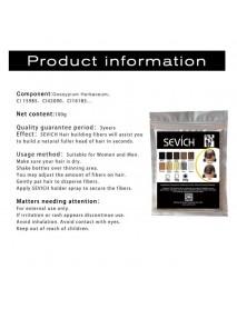 25g Hair Growth Fiber Hair Loss Concealer Thick Hair Fiber Hair Building Fibers Powder Hair Care