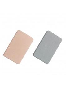 Simple Diatom Mud Coaster Soap Mat Water Absorption Mugs Pad Cup Coaster Soap Mat