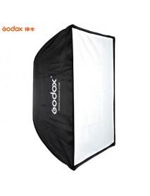 Godox 50 x 70cm Portable Reflector Umbrella Studio Softbox for Speedlight Flashlight