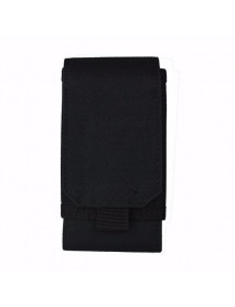 5-6inches Cell Phone Outdooors Sportscamouflage Clutch Waist Bag