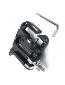 1/4 inch Quick Release Plate Camera Waist Belt Buckle Hook Mount Hanger Holder for Canon Nikon DSLR