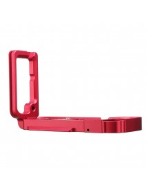 GABALE QR L Plate Quick Release Plate Bracket Camera Grip Holder for Sony A7RIII A9 A7RM3