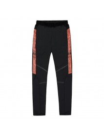 Men's High Stretch Running Quick-drying Fitness Trousers Straight Football Training Sports Pants