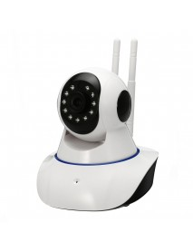 1080P 360 Panoramic Wireless Wifi Security IP Camera Monitor Night Vision CCTV