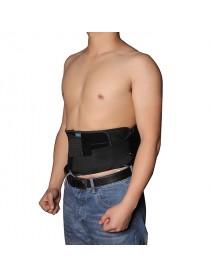 Men Women Breathable Fitness Belt Weight Lifting Dumbbells Warm Lumbar Steel Plate Waist Belt Support