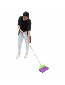 Hand Free Washing Double-Side Flat Mop Microfibre Cleaner Floor Cleaning Tools
