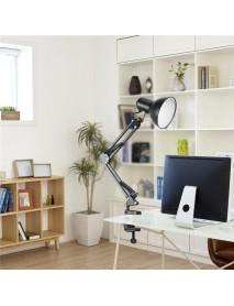 Large Adjustable Swing Arm Drafting Office Studio Clamp Table Lamp Desk Lamps Adjustable Light