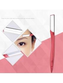 5 Sets Of Ladies Eyebrow Pencil Eyebrow Trimmer Set Scissors Tweezers Eyebrow Pen Set With Eyebrow Card
