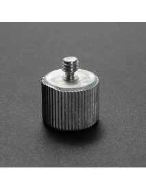 5/8 inch Female To 1/4 inch Male Tripod Thread Reducer Adapter for Camera