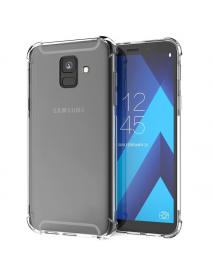 Bakeey Air Cushion Corner Transparent Soft TPU Protective Case for Samsung Galaxy A6