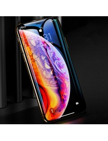 Bakeey 5D Curved Edge Screen Protector For iPhone XS Max Anti Fingerprint Tempered Glass Film