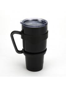 Honana CF-CH04 Universal Standard 30oz Insulated Tumbler Rambler Cup Holder Mug Handle Drop