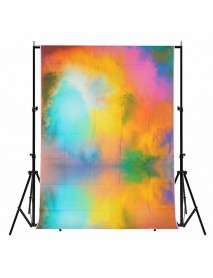1.5x2.1M 5x7FT Halo Color Colorful Vinyl Studio Photography Backdrop Props Background
