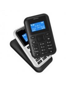 AEKU C8 0.96-inch 500mAh MP3 GPRS Low Radiation One Key Fast Dial Long Standby Mini Card Phone