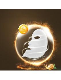 A Snail Silk Mask Hydrating Whitening Mask Moisturizing Mask Moisturizing Repair Nourishing Hair