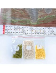 20x25cm 5D DIY Animal Series Diamond Painting Resin Full Rhinestone Home Decoration Cross Stitch Kit