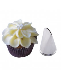 5 PCS Flower Petal Icing Piping Nozzle Cake Decorating Pastry Baking Tools