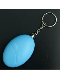 Egg Shaped Self Defense Alarm Women Anti-Attack Security Protect Alert