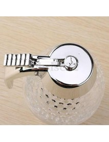 200ML Acrylic Clear Pot Honey Dispenser Container Hive Spice Holder Bee Bottles