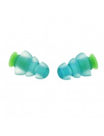 1 Pair Noise Cancelling Hearing Protection Earplugs For Concerts Musician Swimming Earplugs