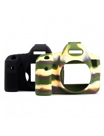 Silicone Rubber Protector Bag Body Cover Case Skin For Canon 6D