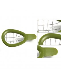 Avocado Slicer Cuber Tool Melon Cutter Dice & Cube Avocados With Ease Vegetable Cutter