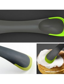 5 In 1 Leaking Shovel Multi-function Heat-resistant Silicone Shovel Leaking Cooking Spoon Spatula