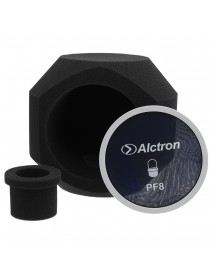 Alctron PF8 Studio Microphone Acoustic Sponge Soundproof Filter Recording Wind Screen
