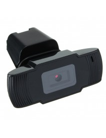 Mini USB2.0 12MP 1080P HD Pro Webcam Camerawith Microphone Mic for PC